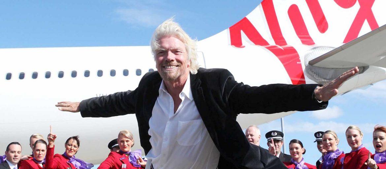 Richard Branson's 5 Keys For Success